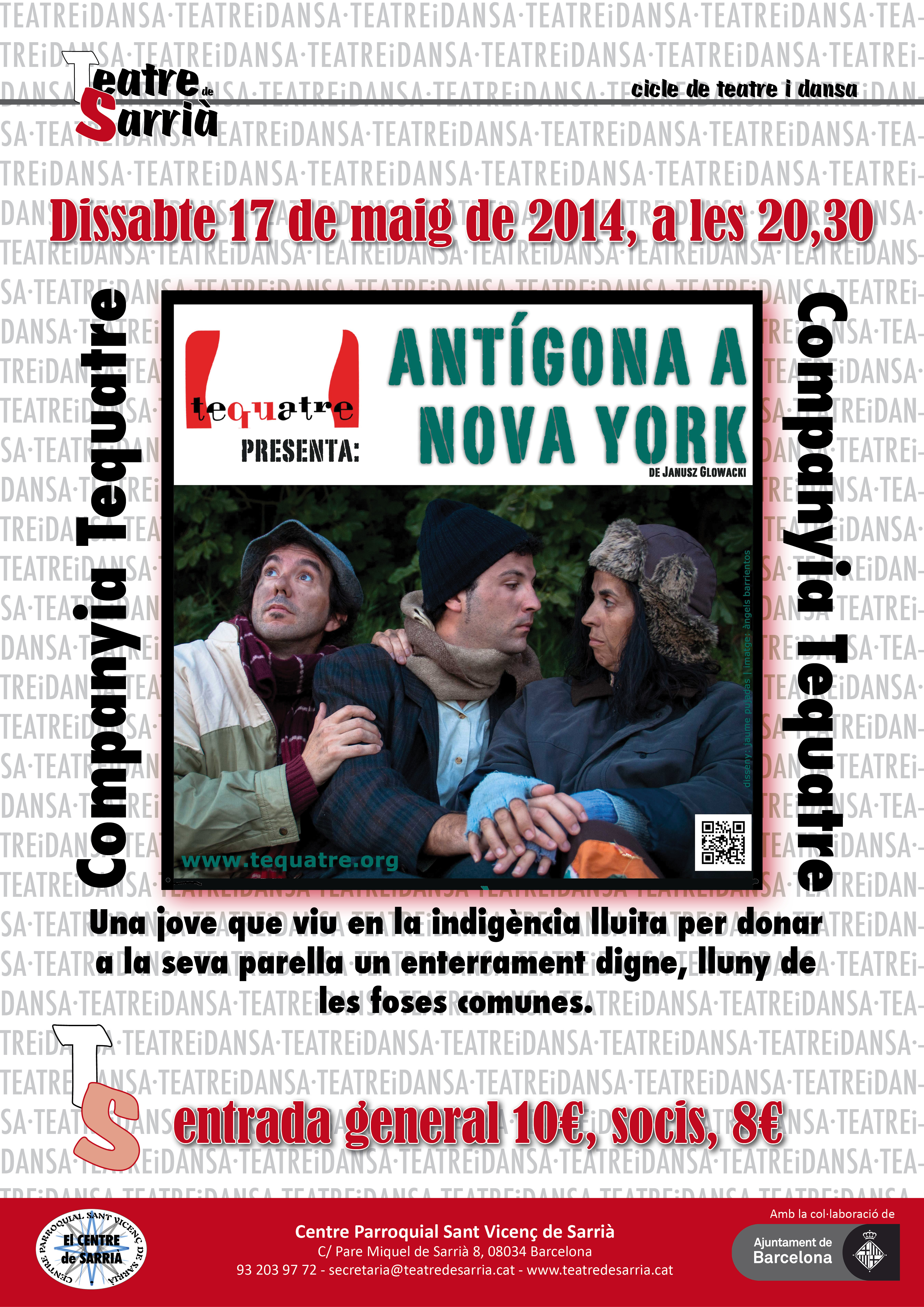 2014-05-17 Antigona a NY