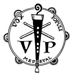 Logotip Vox Populi Medieval